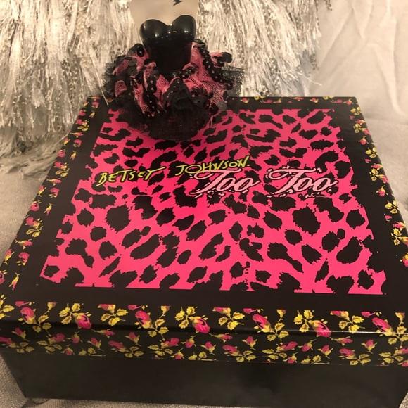 Betsey Johnson Accessories - Betsey Johnson Keepsake Box